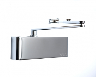 KD 9150 Size 2- 5 Architectural Slimline Overhead Door Closer